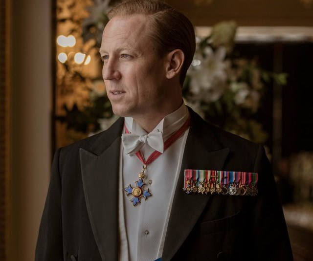 Netflix Shares First Look At Tobais Menzies as Prince Philip In 'The Crown' Season 3