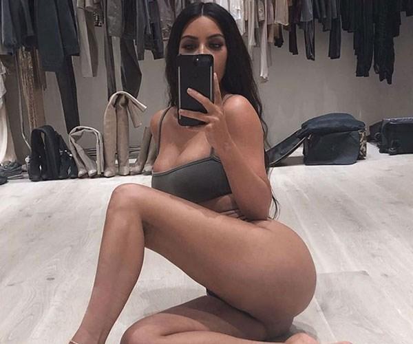 Kim Kardashian Butt Workout