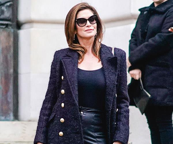 Cindy Crawford style