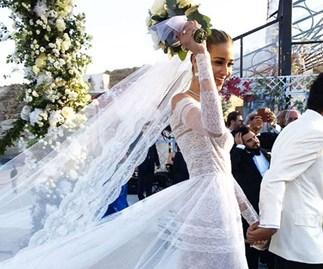 Model Wedding Dresses