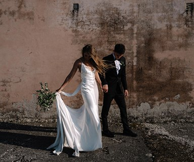 Real Bride: Katrina & Tobias