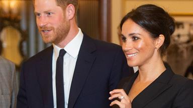 Meghan Markle Accidentally Revealed Her Sweet Pet Name For Prince Harry