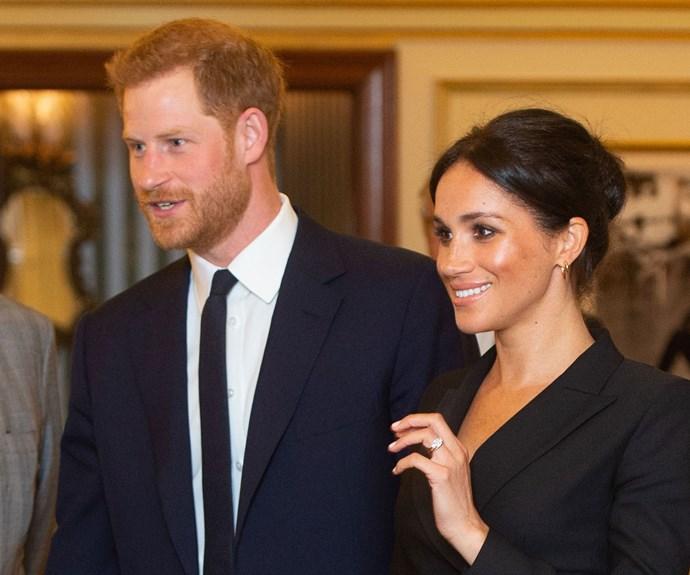 Prince Harry Nickname Meghan Markle