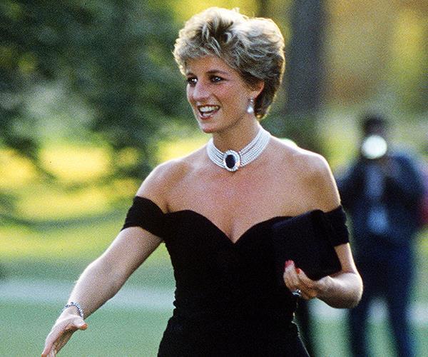 Princess Diana Versace