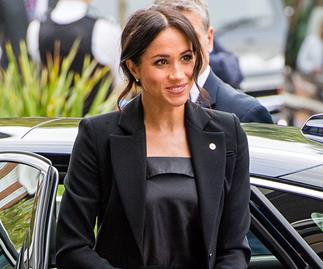 meghan markle suit