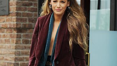 Blake Lively Reveals The Main Staple In Her Off-Duty Wardrobe