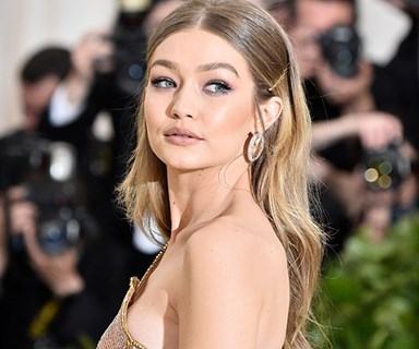 Gigi Hadid Has Dyed Her Signature Blonde Hair Bronde