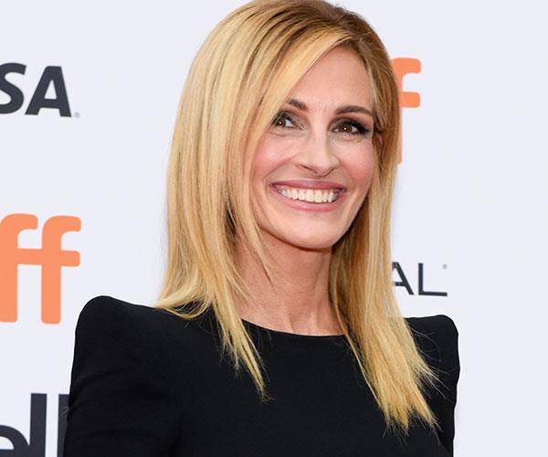 Julia Roberts Looks Ageless At Toronto Film Festival