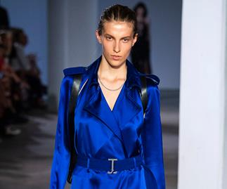 dion lee new york fashion week