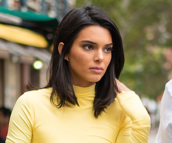 Kendall Jenner New York 2018