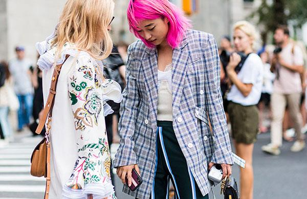 Street Style From New York Fashion Week 2018