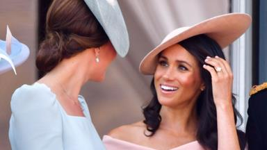 The Unusual Jewellery Rules Meghan Markle And Kate Middleton Have To Follow
