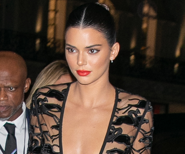 Kendall Jenner's Leaked Photo Shoot for Russell James Is Breaking the Internet