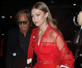 The Controversial Truth Behind Gigi Hadid's Latest New York Fashion Week Outfit