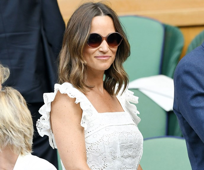 Pippa Middleton Pregnancy Workout