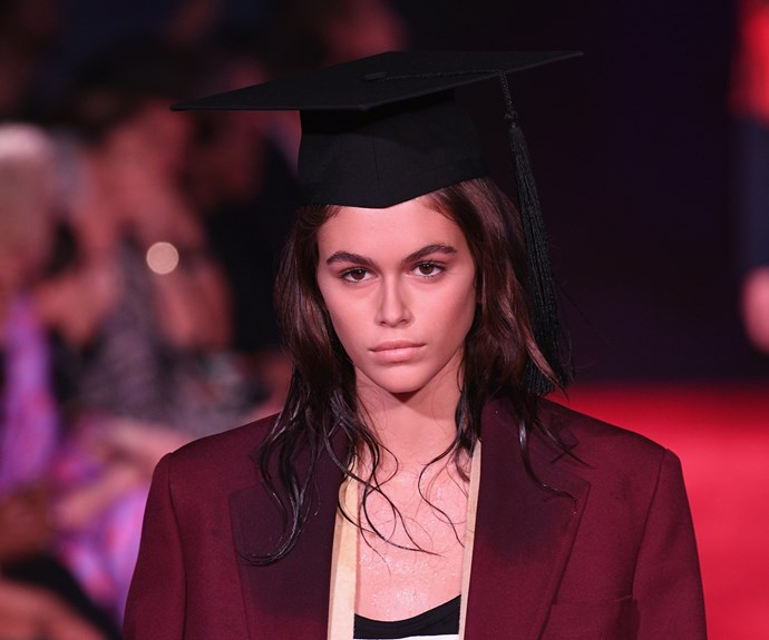 Throw Your Hairdryer Away - Calvin Klein Just Made Half-Wet Hair High Fashion