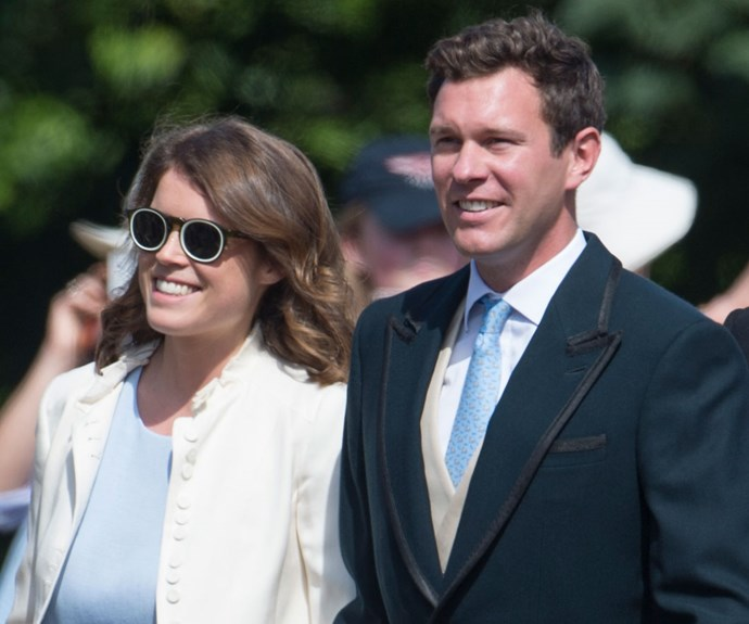 Princess Eugenie Beckhams Wedding Planner
