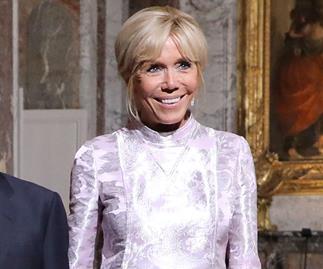 Brigitte Macron Louis Vuitton
