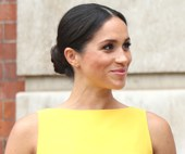 Why You Will Never See The Meghan Markle With A Red Lip