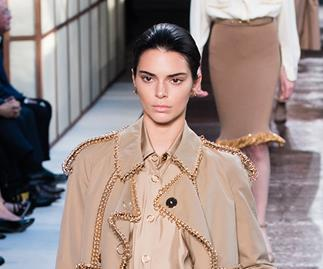 Burberry Kendall Jenner