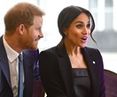 Was Meghan Markle Just Caught Wearing An Elaborate Disguise Around London?