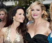 Kristin Davis Just Took An Apparent Jab At Kim Cattrall On Instagram