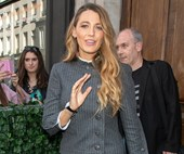 Blake Lively Just Wore Dior's Iconic Saddle Bag In Paris