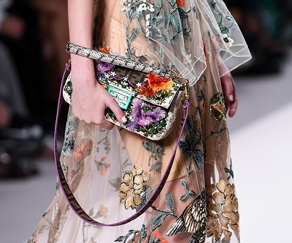 The Baguette Bag Is Back, Says Fendi