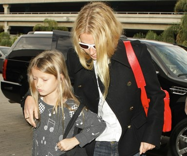 Gywneth Paltrow's Daughter Apple Martin Is Now Her Mirror Image