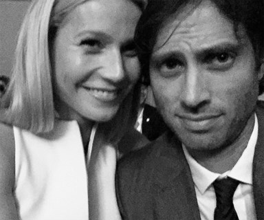 Everything To Know About Gwyneth Paltrow And Brad Falchuk's A-List Wedding