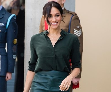Meghan Markle Can't Stop Wearing This One Thing