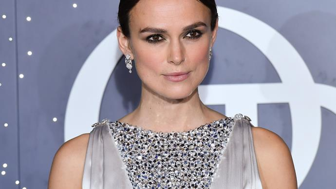 Keira Knightley Kate Middleton Criticism
