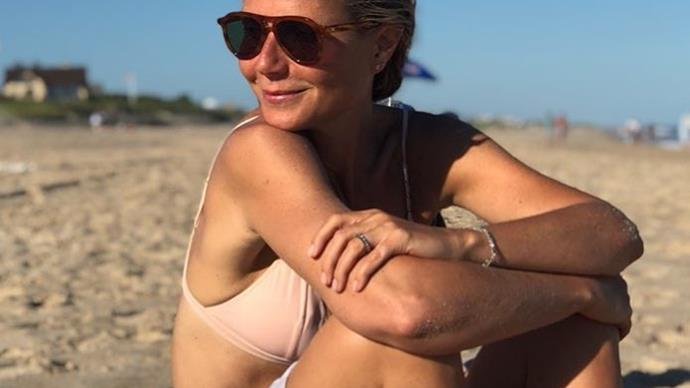 Gwyneth Paltrow Honeymoon