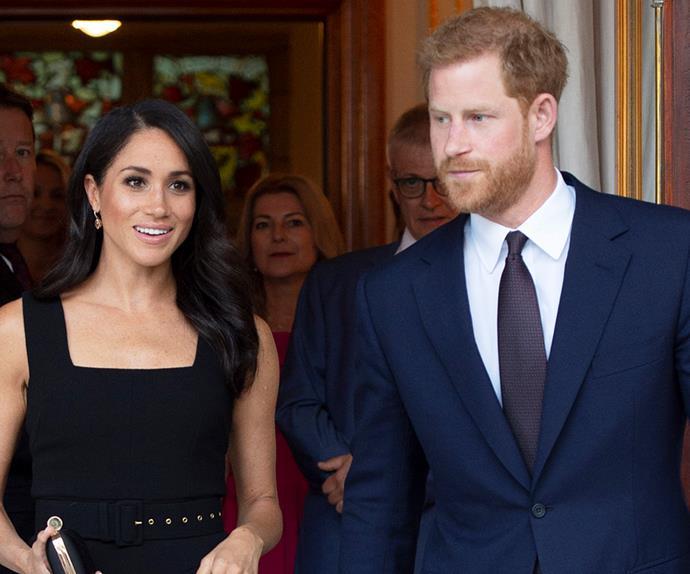 Prince Harry Meghan Markle Apartment 1 Kensington Palace