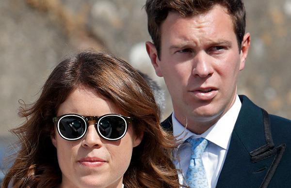 Princess Eugenie royal wedding