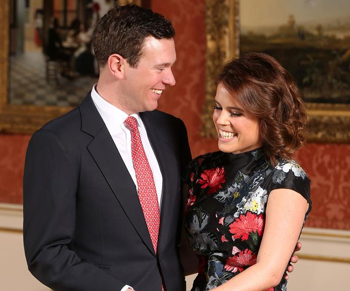 Princess Eugenie of York.