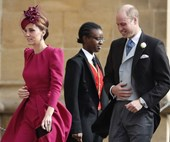 Kate Middleton Wears Alexander McQueen To Princess Eugenie's Royal Wedding