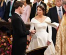Princess Eugenie's Old, New, Borrrowed And Blue Wedding Details