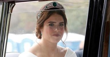 Princess Eugenie's Wedding Dress: Every Stunning Detail