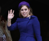 Princess Beatrice Wears Ralph & Russo For Princess Eugenie's Wedding