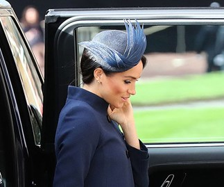 Meghan Markle Princess Eugenie Wedding