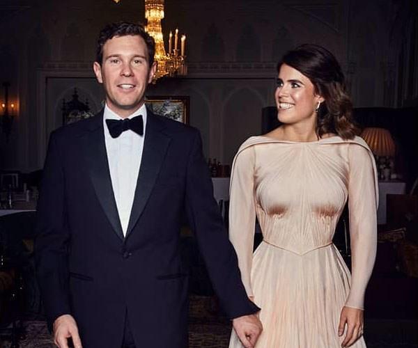 Princess Eugenie Wedding Reception