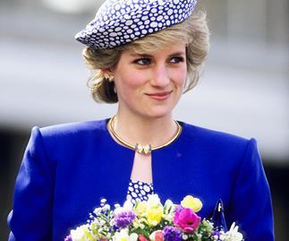 Princess Diana.