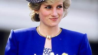 Meghan Markle Wore Princess Diana's Butterfly Earrings And Gold Bracelet