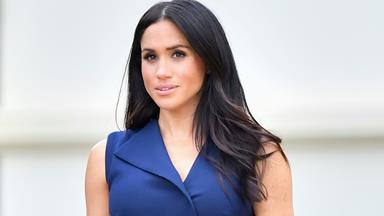 Meghan Markle Wears Dion Lee For Melbourne Leg Of Royal Tour