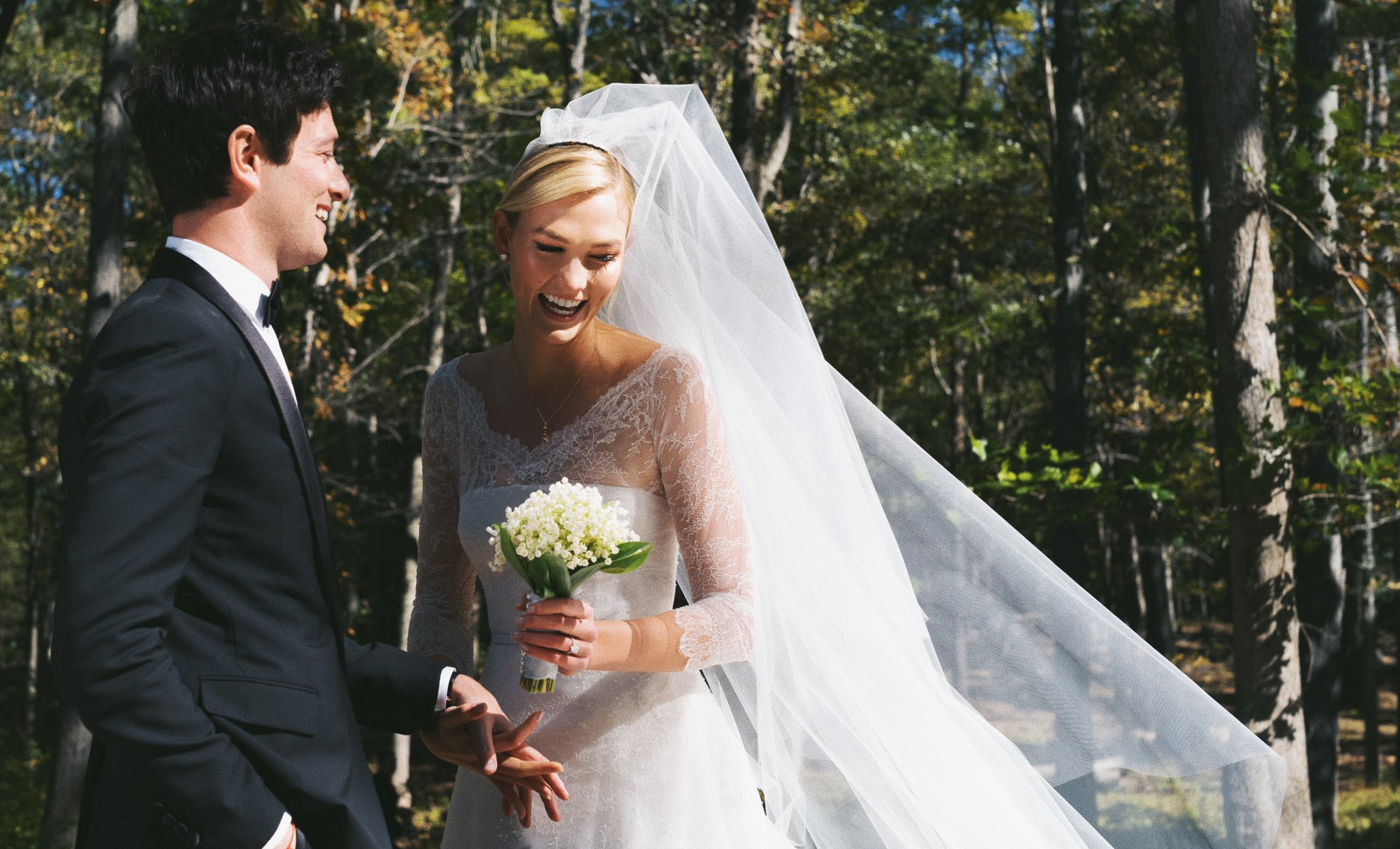 Karlie Kloss marries Joshua Kushner in 'intimate' secret ceremony