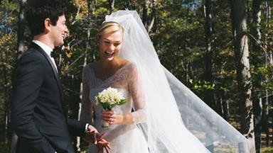 Karlie Kloss Pulls Off A Surprise Wedding In Upstate New York