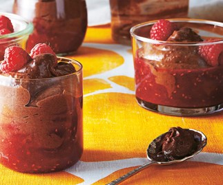 Lola Berry Healthy Chocolate Mousse