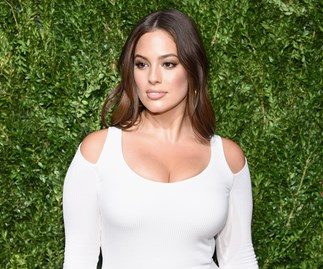 Ashley Graham.
