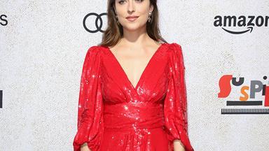 Dakota Johnson Gives Hedi Slimane's Celine Its First Red Carpet Run